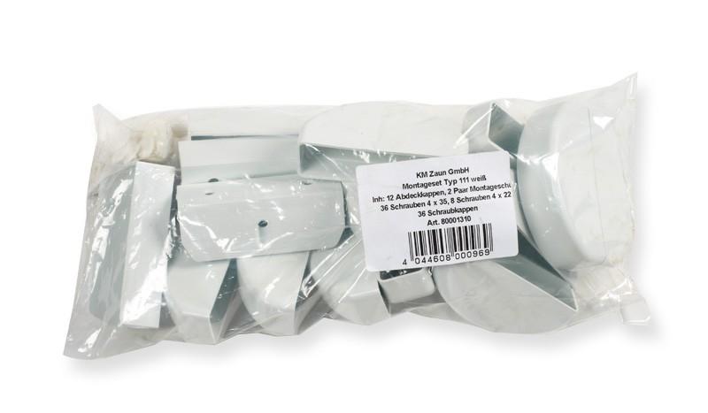 Bausatz für Aluminiumgartenzäune Neuhausen