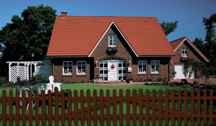 Unser Aluminium Gartenzaun ist in verschiedenen Varianten, Größen und Farben erhältlich.