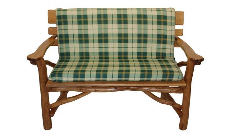 Die Universal Gartenbank Auflagen Bristol aus 100% Baumwolle (135g/m²) sind Dank 7 cm Dicke äußerst gemütlich. Sie sind für 2- und 3-Sitzer erhältich. Brit-Schick für Ihren Outdoorbereich!