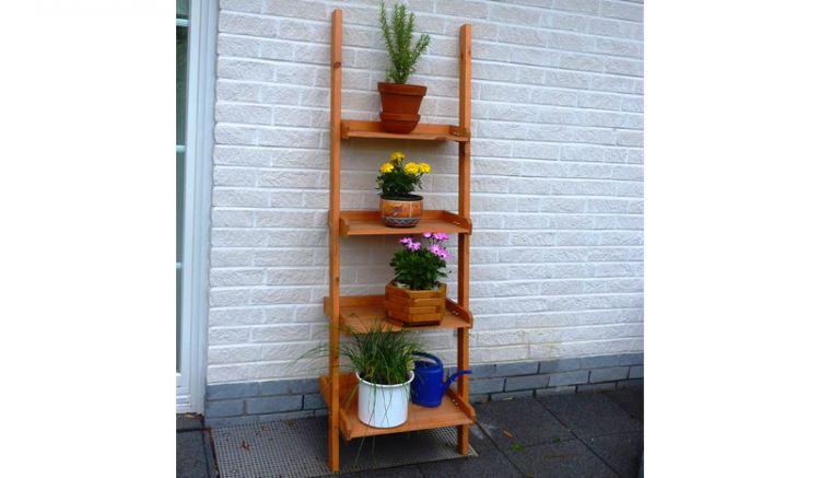 Unsere Blumenleiter Engels hat die Abmessung 58 x 46 x 177 cm. Ein schöner Deko Artikel für Ihren Eingangsbereich.