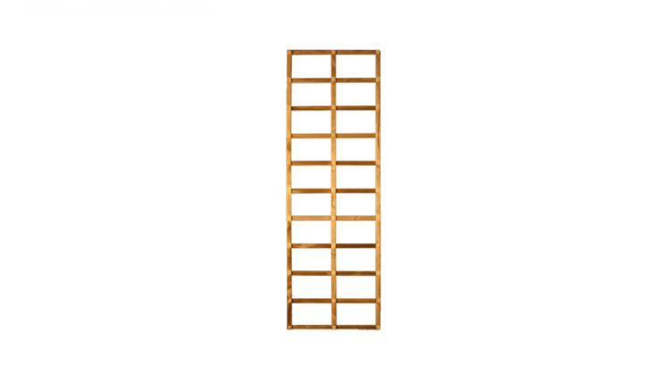 Spalier aus Holz, druckimprägniert, genagelt, 60 x 60 x 80cm