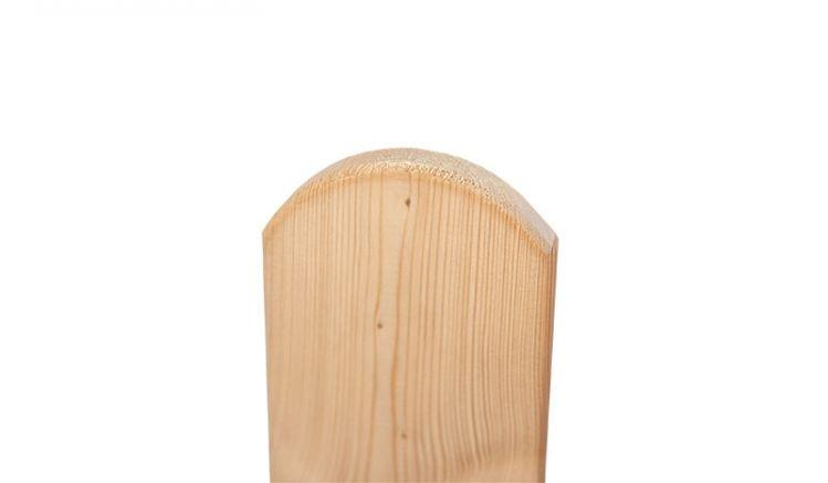 Pflegeleichte Zaunlatte Lignum aus naturbelassendem Lärchenholz - Top Preise ✔ Persönliche Beratung ✔ Große Auswahl ✔ Rechnungskauf ✔