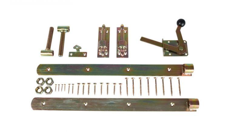 Torband Premium Einzeltor, Stahl, verzinkt