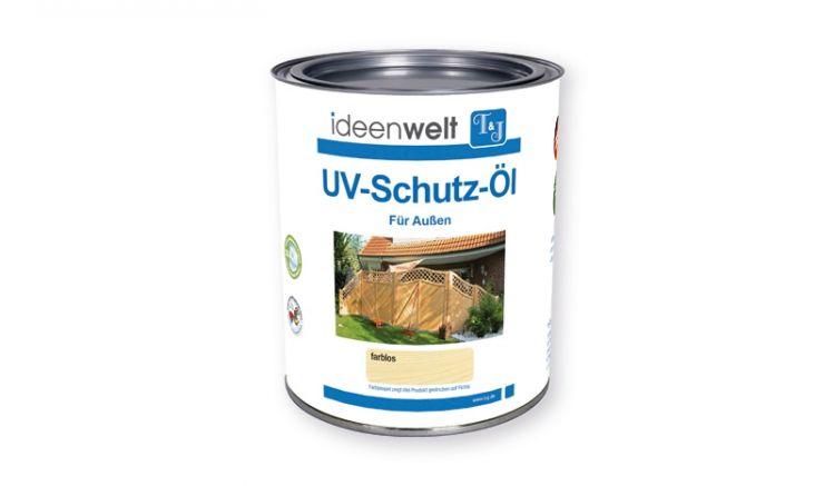 Transparenter, wasserabweisender, offenporiger, UV-beständiger Holzanstrich für Außen