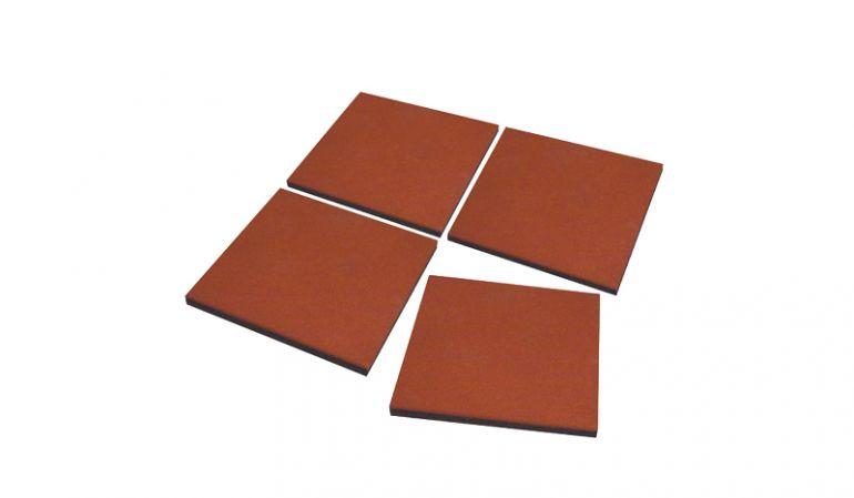 Fallschutzplatten aus Moosgummi
