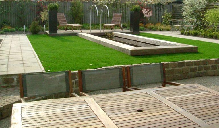 Kunstrasen Mailand aus langlebigem PE-Kunststoff gefertigt. Erhältlich in 10 verschiedenen Längen