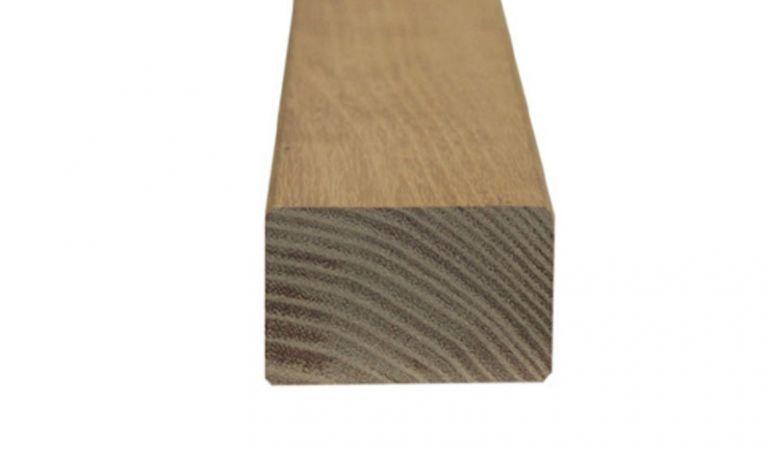Die Zaunriegel aus hochwertigem Robinienholz eignen sich ideal als Querriegel beim Bau eines Zaunelementes aber können auch als Terrassenabdeckung genutzt werden.