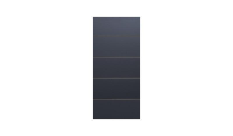 HPL Füllelemente zum Erstellen eines Tores (90 x 175 cm). Passend für die universellen Torleisten und Rahmen