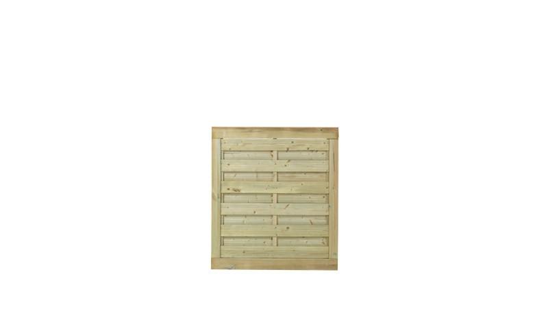 Das Tor der Newline-Serie ist druckimprägniert, wetterfest und wird aus Kiefer- Fichtenholz gefertigt. Maße Torrahmen: 44 x 90/44 x 68 mm